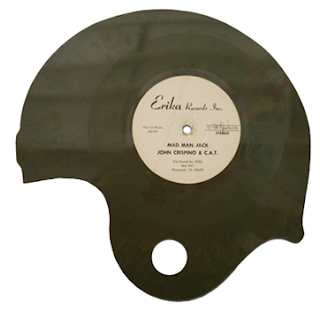 Helmet Vinyl from Erika Records