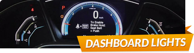 Learn About Your Car's Dashboard Warning Lights with Our New Guide at RiverTown Honda