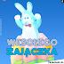 Obrazki wielkanocne z króliczkiem na Fb dla dzieci / Kartki na Wielkanoc