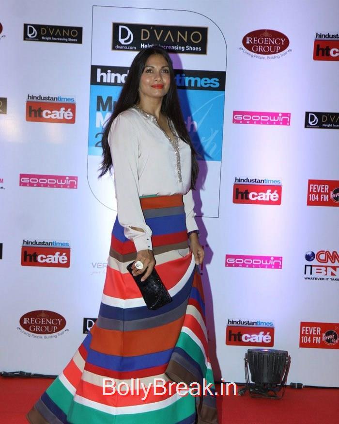 Maria Goretti, Mumbai's Most Stylish Awards 2015 Full Photo Gallery