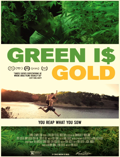 Ver Green is Gold (2016) Online