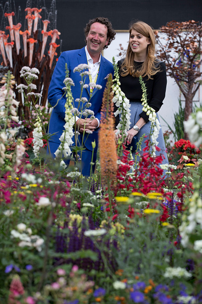 Royal family around the world british royal family attends chelsea flower show press day 2016 - Royal flower show ...