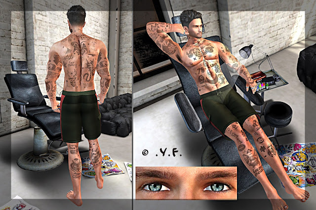 New From {Fe Style}, Tattoo Mania & Banana Banshee