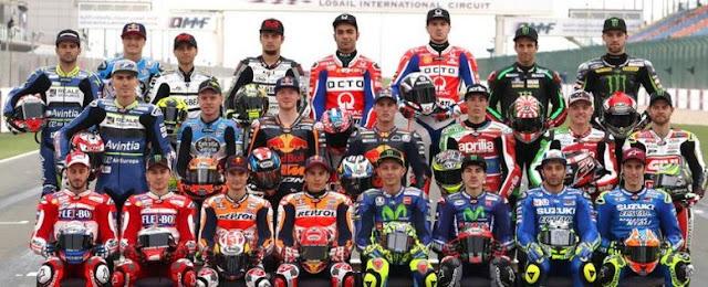 Klasemen MotoGP 2018 Terbaru