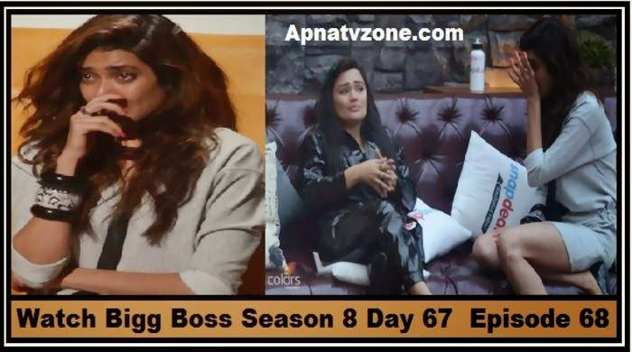 Bigg Boss Season 8 day 36