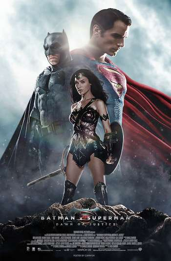 Batman v Superman Dawn of Justice 2016 English Movie Download