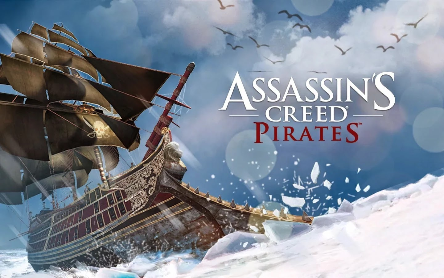 Assassin's Creed Pirates v1.6.0 Mod [Unlimited Money]