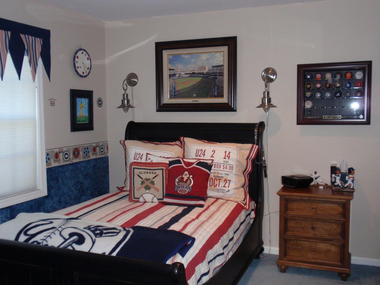 desain kamar tidur cowok sederhana | interior rumah