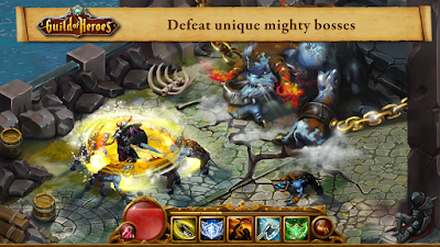 Download Guild Of Heroes v138.6 Apk Terbaru Screenshot 2