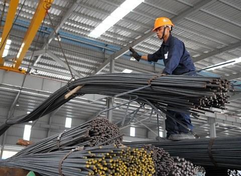 Đà tăng nhanh của giá thép Trung Quốc gây bất ổn thị trường