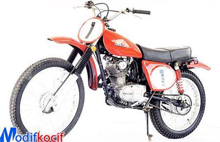 Gambar Modifikasi Motor Klasik