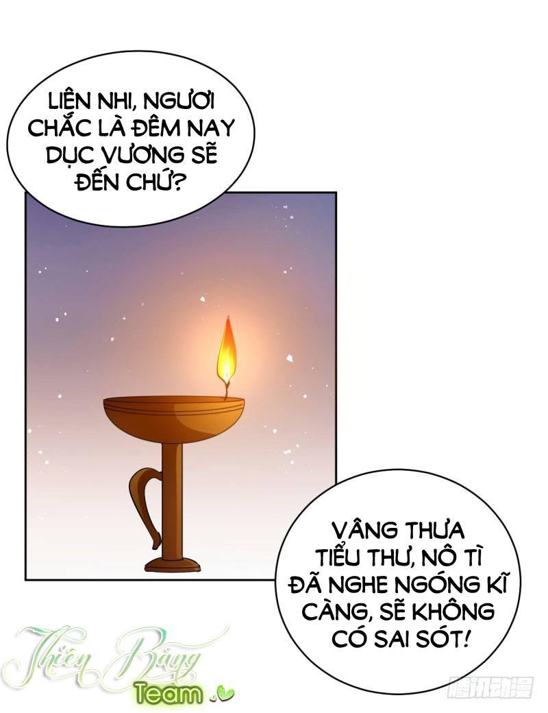 Đọc Tâm Cuồng Phi Khuynh Thiên Hạ Chap 26