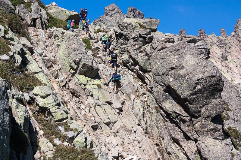 Trekking Wild: Welt aus Granit- Auf dem GR 20 durch Korsika 2