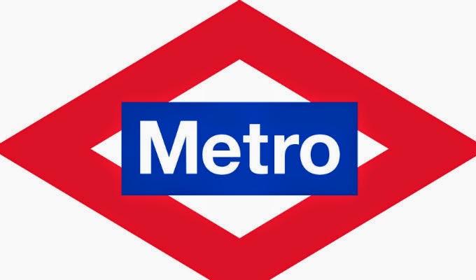 Logo del Metro de Madrid