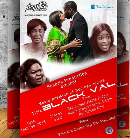 black val nollywood movie