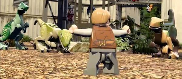 รีวิวเกมส์ PC Lego jurassic world