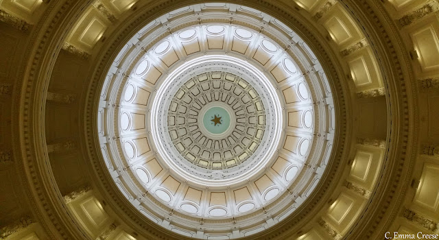 Texas State Capitol Building - 9 of our favourite things to do in Austin, Texas Adventures of a London Kiwi