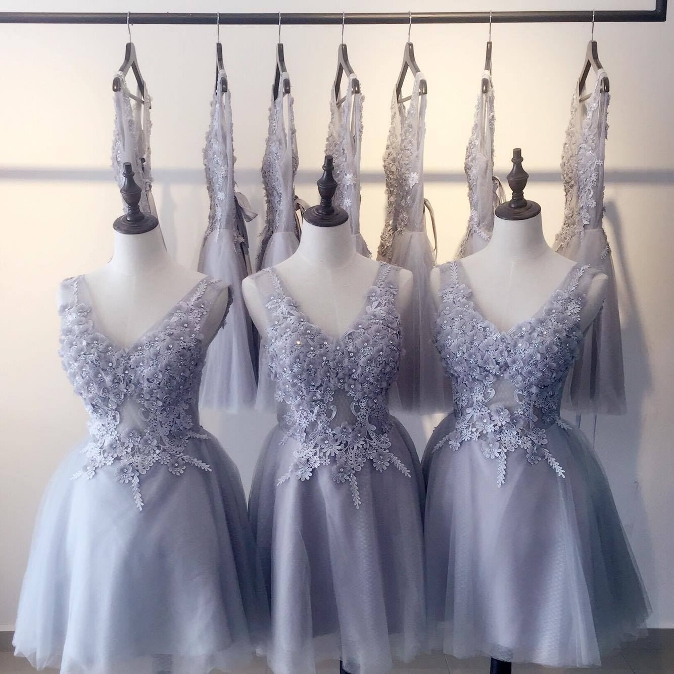 Rent Bridesmaids\' Wedding Gowns in PJ, Malaysia RM80/Unit & RM499 ...