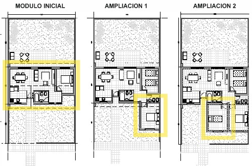 Juan carlos cacacio plan procrear 2014 for Modelos viviendas procrear