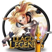 League Of Legend Christmas Comic Oneshot