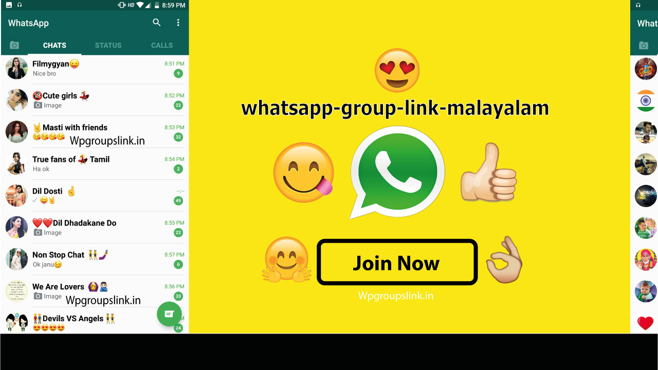 Bus whatsapp group link