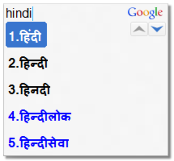 Highly Effective Option To Type Hindi Text Without Learning