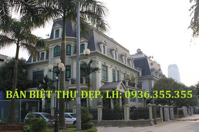 Bán Biệt Thự Mỹ Đình Sông Đà - SUDICO