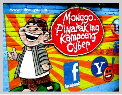 kampung cyber Yogya, cahyogya.com