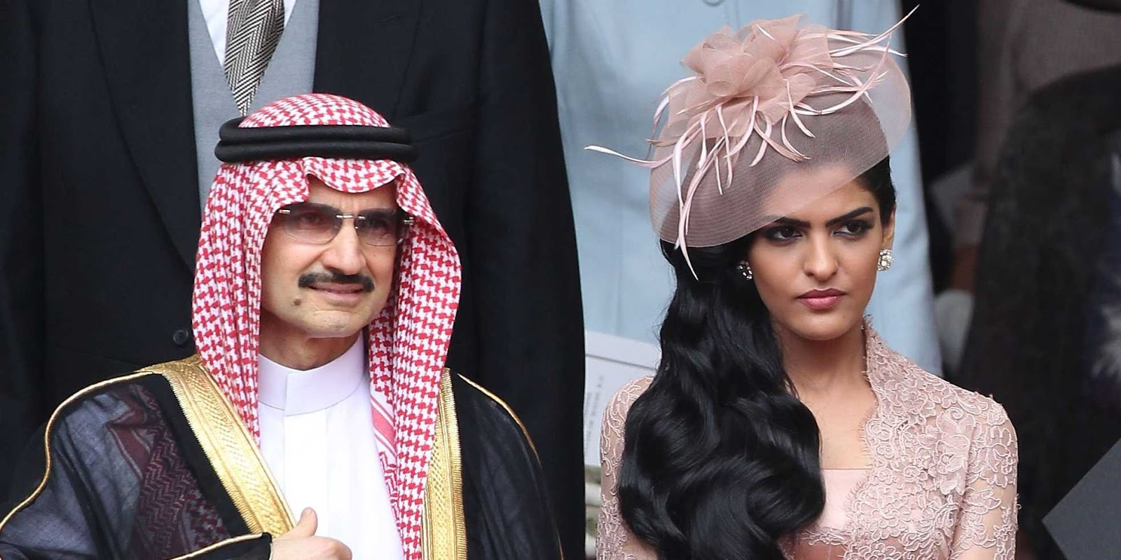 Alwaleed Bin Talal Daughter Wedding