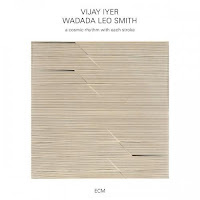 Vijay Iyer & Wadada Leo Smith - a cosmic rhythm with each stroke