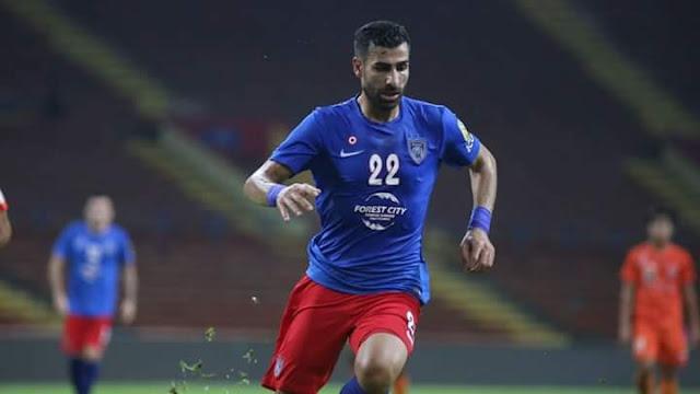 Ghaddar Bakal Ke Melaka United, Siapakah Pemain Import Baharu JDT?