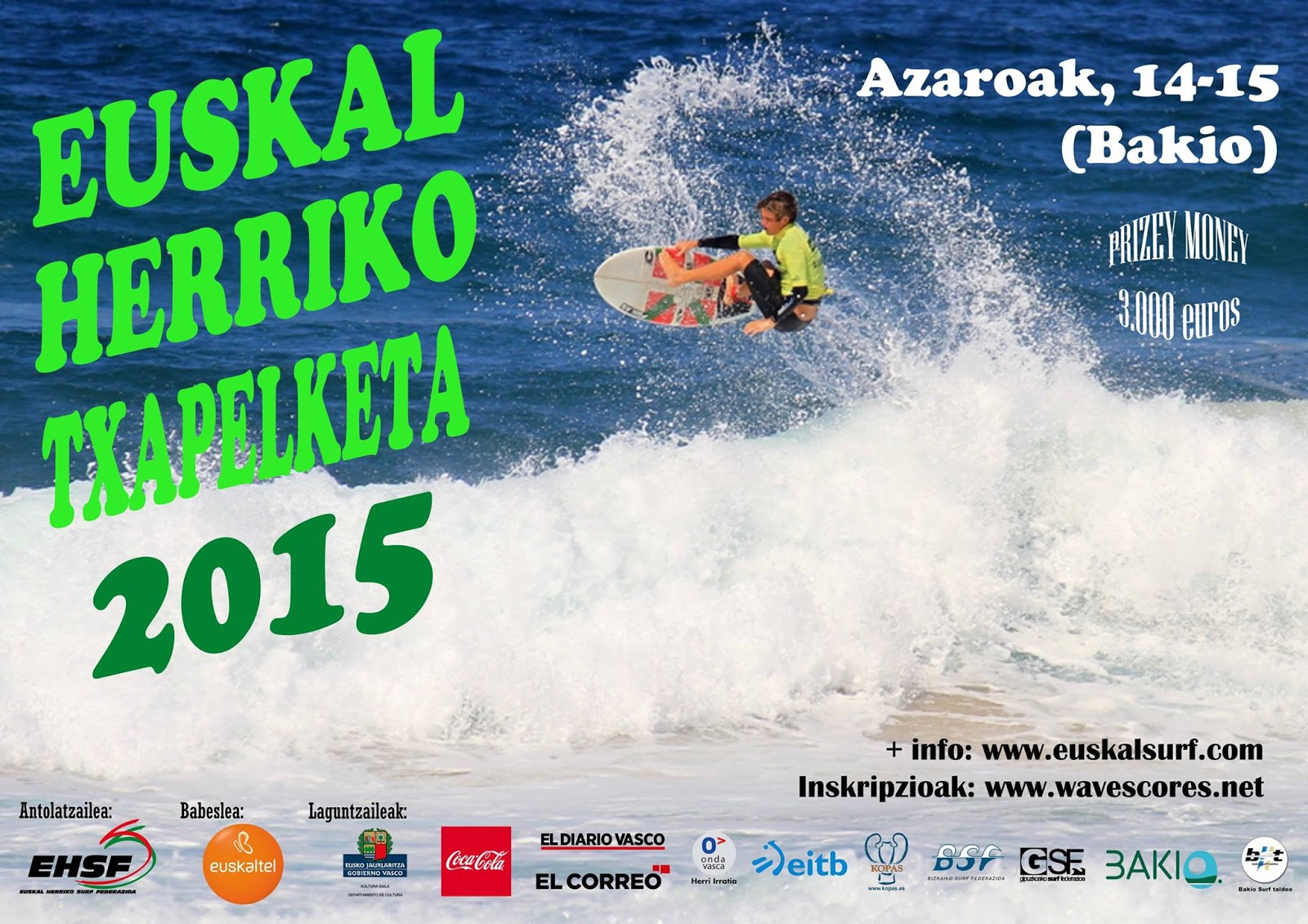 campeonato euskadi surf 2015