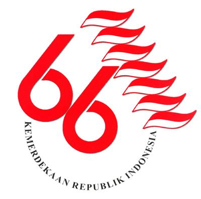 Logo dan Tema Peringatan Hari Ulang Tahun ke-66 RI