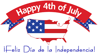 USA Independence day e-cards pictures free download