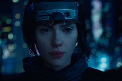 Ghost in the Shell is classic sci-fi with a modern finish