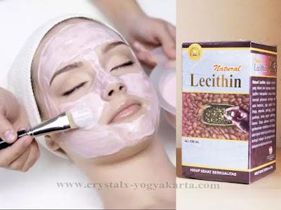 Cara Pakai Lecithin Untuk Wajah