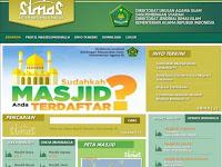 Data Masjid dan Mushalla Bisa Diakses Melalui Aplikasi SIMAS