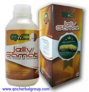 Agen QNC Jelly Gamat Tegal