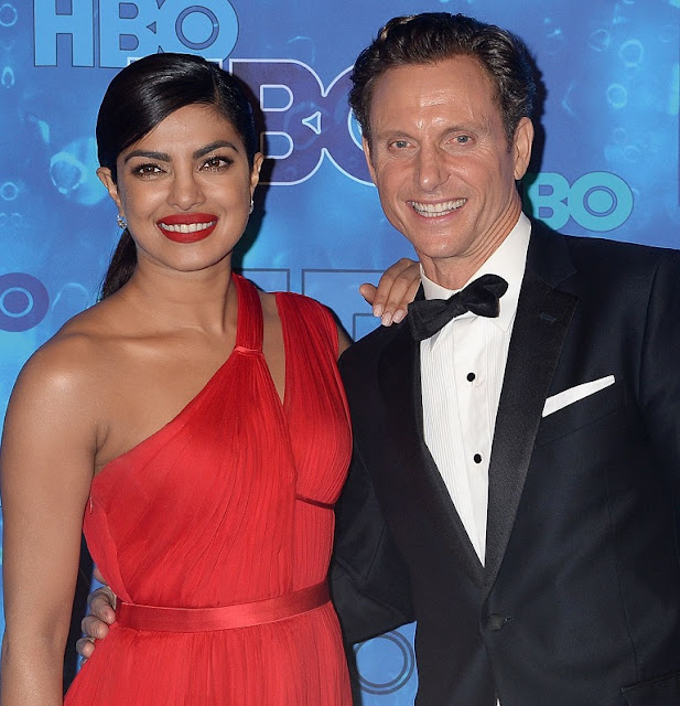 Priyanka Chopra – HBO's Post Emmy Awards Reception in Los Angeles
