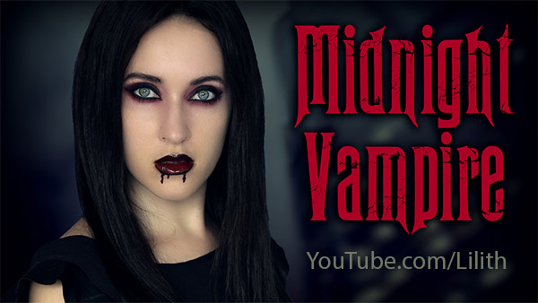 Sexy Vampire Hairstyle...