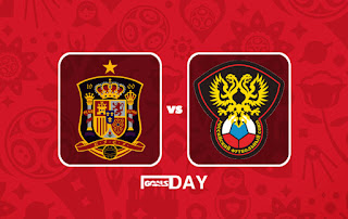 Spain vs Russia – Highlights & All Goals