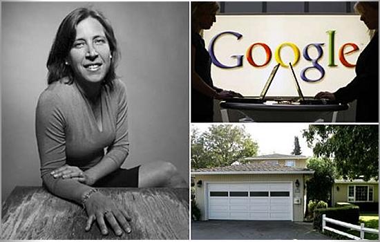 7 curiosidades sobre o Google - empresa fundada na garagem de Susan Wojcicki