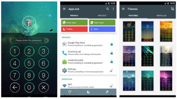 كيفية استخدام تطبيق Applock