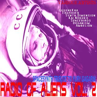 Radio Of Aliens (Vol. 2) - Cover art
