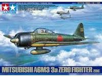 Tamiya Figurine pilote japonais 1/48.zéro A6M3