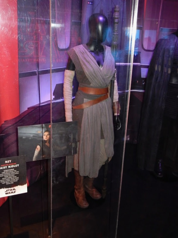 Star Wars Last Jedi Rey movie costume