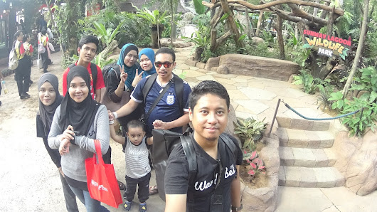 Family Fun Day @ Sunway Lagoon [Video]