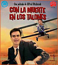 Pedro Sánchez, con la muerte en los talones