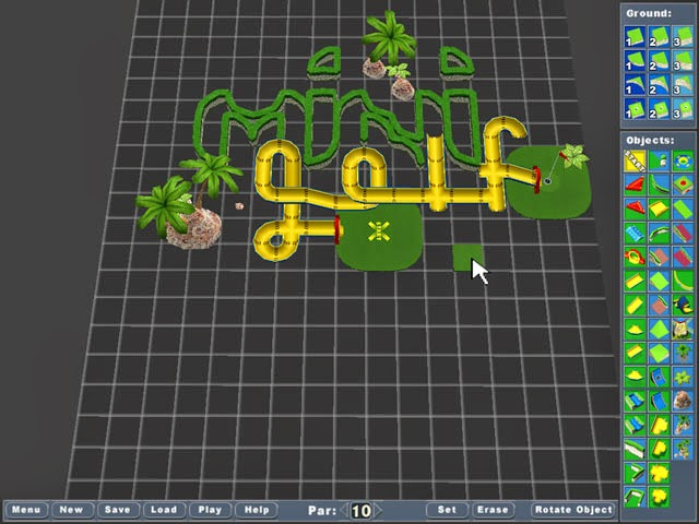 Kali ini gue akan share game bergenre sport  : Mini Golf Pro [Full Version] - PC