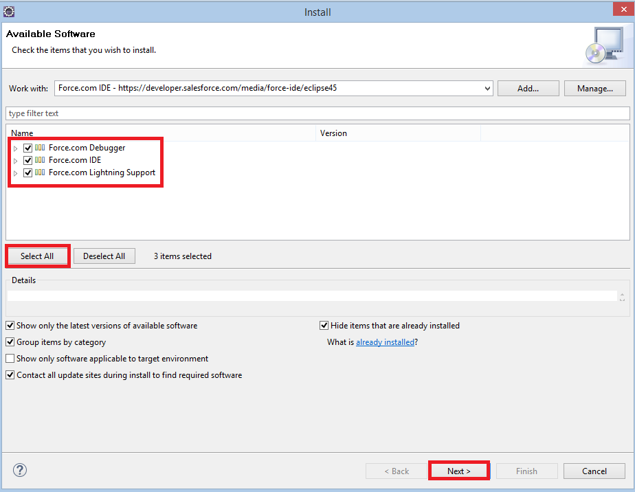 Infallible Techie: How to download and setup Oxygen Eclipse for